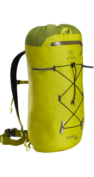 Arc'teryx Alpha FL 30 Backpack Genepi Green